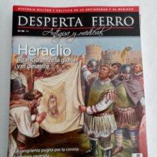 Libros: DESPERTA FERRO ANTIGÜA Y MEDIEVAL Nº 66 , HERACLIO, BIZANCIO ENTRE LA GLORIA Y EL DESASTRE.. Lote 291447633