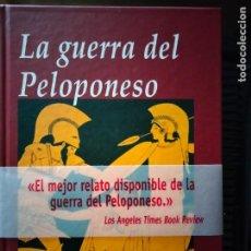 Libros: LA GUERRA DEL PELOPONESO. DONALD KAGAN. Lote 295785468