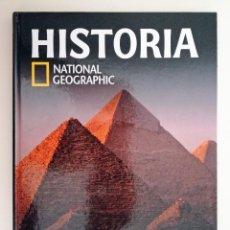 Libros: LOS PRIMEROS FARAONES | NATIONAL GEOGRAPHIC. Lote 296010023