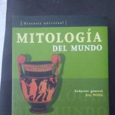 Libros: MITOLOGÍA DEL MUNDO. Lote 296813983