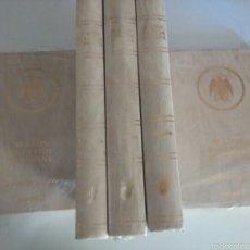 Libros: CUARENTA AÑOS EN LA VIDA DE ESPAÑA..VVAA..5 TOMOS..NUEVOS..1986.. Lote 57866874