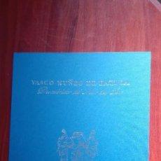 Libros: FACSÍMIL CARTA NÚÑEZ DE BALBOA. Lote 86581168