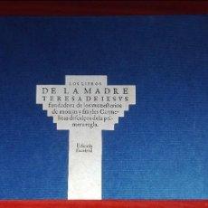 Libros: FACSÍMIL DE SANTA TERESA DE JESÚS. Lote 86581612