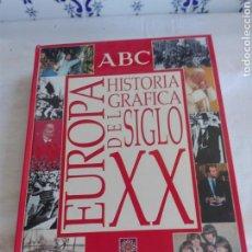 Libros: HISTORIA GRAFICA DEL SIGLO XX EUROPA. Lote 92702897