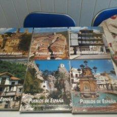 Libros: PUEBLOS DE ESPAÑA.. Lote 94379434