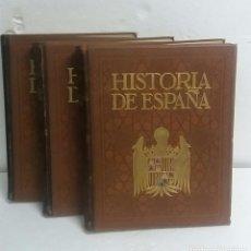 Libros: HISTORIA DE ESPAÑA 3 TOMOS. MANUEL RODRIGUEZ CODOLA.. Lote 97148355