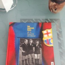 Libros: LIBRO DEL BARÇA. Lote 98206258