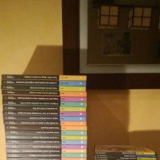 Libros: COLECCIÓN COMPLETA EL FRANQUISMO AÑO A AÑO Y NODO. Lote 98503882