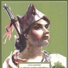 Libros: LA REVOLUCION ESPAÑOLA VISTA POR UNA REPUBLICANA. Lote 100449127