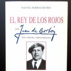 Libros: EL REY DE LOS ROJOS -COMPLETO. Lote 103403955