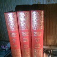 Libros: PICARESCA ESPAÑOLA DE QUEVEDO, CÍRCULO DEL BIBLIÓFILO.. Lote 109570479