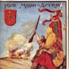 Libros: LA LEGION POR MILLAN ASTRAY GASTOS DE ENVIO GRATIS TERCIO GUERRA DE MARRUECOS ESPAÑOLA. Lote 258767745