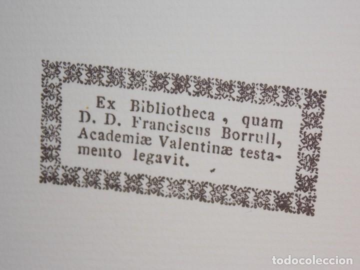 Libros: Antiguo libro le furs e ordinacions del regne de valencia (facsimil) Valencia - Foto 4 - 124034184