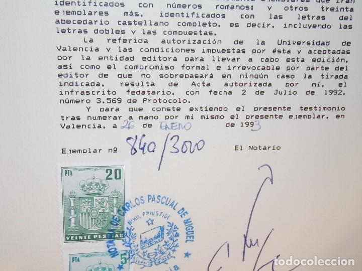 Libros: Antiguo libro le furs e ordinacions del regne de valencia (facsimil) Valencia - Foto 11 - 124034184