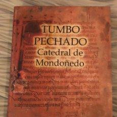 Libros: TUMBO PECHADO CATEDRAL DE MONDOÑEDO. Lote 74612370