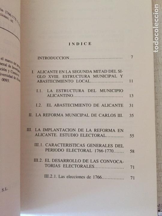 Libros: Elecciones en el Antiguo régimen. María Dolores Rubio Fernández. Universidad de Alicante. 1989 - Foto 5 - 90209692
