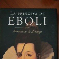 Libros: LIBRO LA PRINCESA DE EBOLI. Lote 91102550