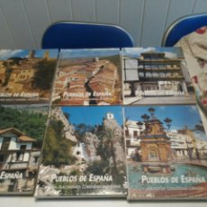 Libros: LIBROS, PUEBLOS DE ESPAÑA.. Lote 94379434