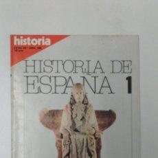 Libros: LIBRO HISTORIA DE ESPAÑA 1 EXTRA XIII. Lote 96166716