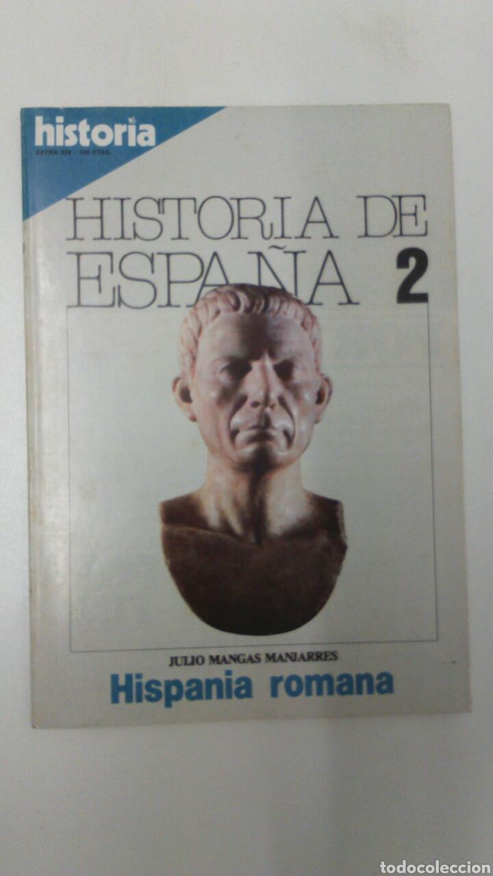 LIBRO HISTORIA DE ESPAÑA 2 EXTRA XIV (Libros Nuevos - Historia - Historia de España)
