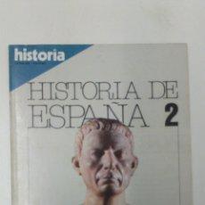 Libros: LIBRO HISTORIA DE ESPAÑA 2 EXTRA XIV. Lote 96166804