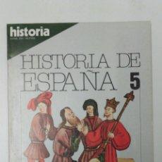 Libros: LIBRO HISTORIA DE ESPAÑA 5 EXTRA XVII. Lote 96167075