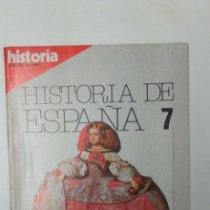 Libros: LIBRO HISTORIA DE ESPAÑA 7 EXTRA XIX. Lote 96167244
