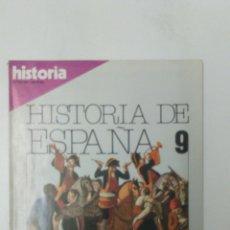 Libros: LIBRO HISTORIA DE ESPAÑA 9 EXTRA XXI. Lote 96167402