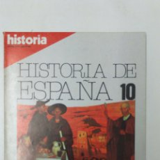 Libros: LIBRO HISTORIA DE ESPAÑA 10 EXTRA XXII. Lote 96167491