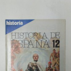 Livros: LIBRO HISTORIA DE ESPAÑA 13 EXTRA XXIV. Lote 96167676