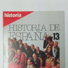 Libros: LIBRO HISTORIA DE ESPAÑA 13 EXTRA XXV. Lote 96167786