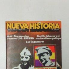 Livros: NUEVA HISTORIA AÑO II NÚMERO 12. Lote 96168078