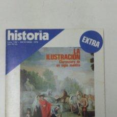 Livros: HISTORIA 16 EXTRA VIII. Lote 96169184