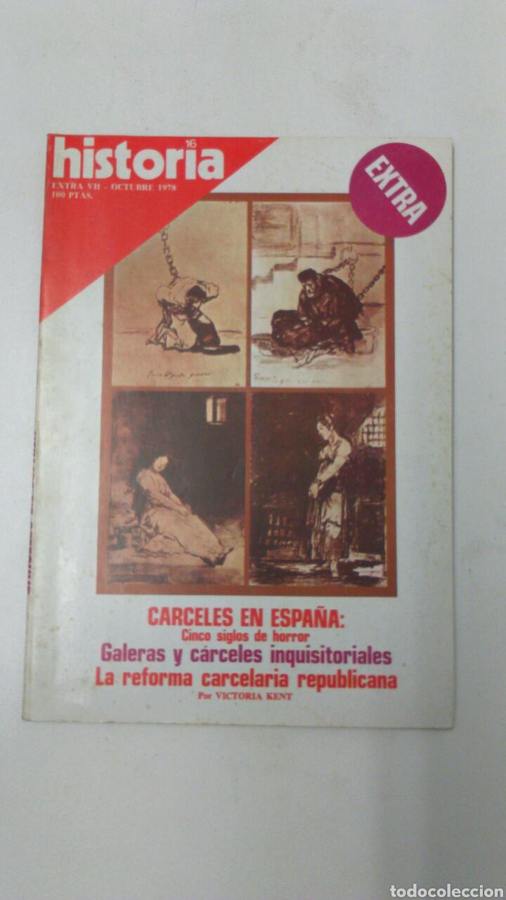 HISTORIA 16 EXTRA VII (Libros Nuevos - Historia - Historia de España)