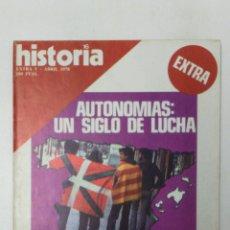 Livros: HISTORIA 16 EXTRA V. Lote 96169494