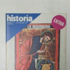 Livros: HISTORIA 16 EXTRA IV. Lote 96169596