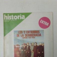 Livros: HISTORIA 16 EXTRA III. Lote 96169680