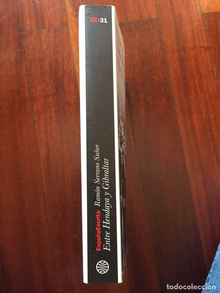 Libros: Entre Hendaya y Gibraltar (Planeta, 2011) - Foto 2 - 98356976