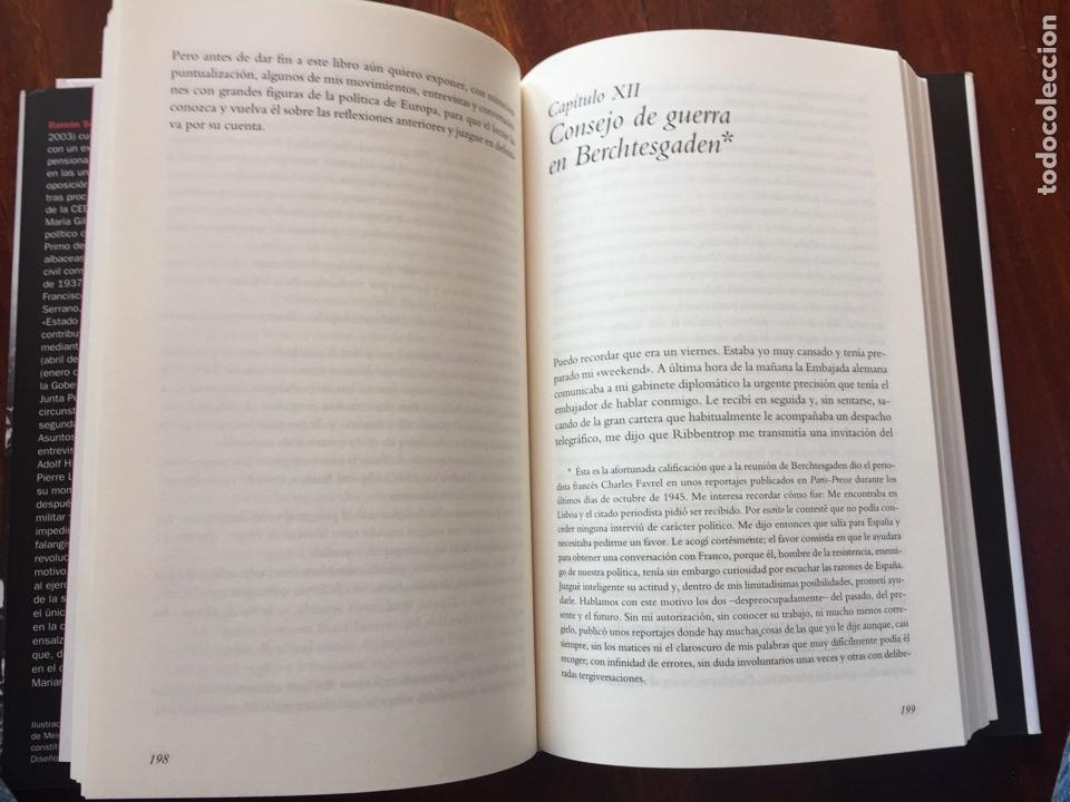 Libros: Entre Hendaya y Gibraltar (Planeta, 2011) - Foto 3 - 98356976
