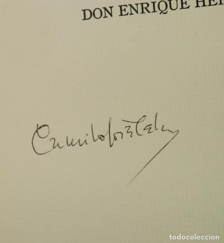 Libros: MADRID, CAMILO JOSE CELA, 1966, ED. ALFAGUARA, FIRMADO. 24x33,5cm - Foto 5 - 99591815