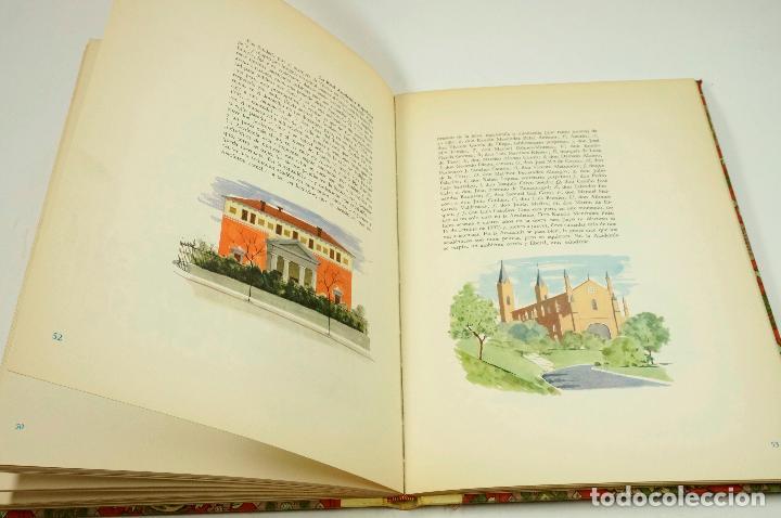 Libros: MADRID, CAMILO JOSE CELA, 1966, ED. ALFAGUARA, FIRMADO. 24x33,5cm - Foto 7 - 99591815