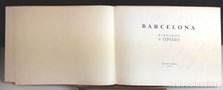 Libros: BARCELONA. OPISSO. EDICIONS CURIOSA. 1981. - Foto 2 - 99716027
