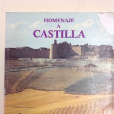 Libros: HOMENAJE A CASTILLA. Lote 114615015