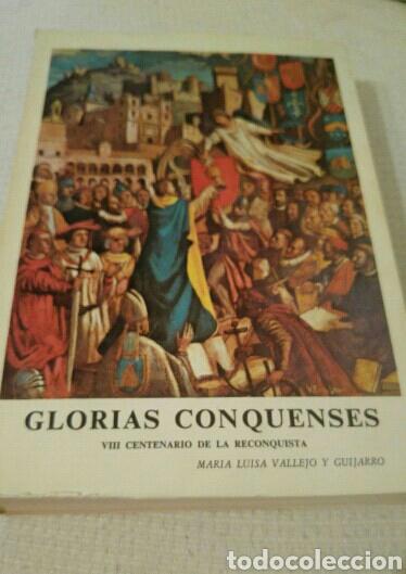 GLORIAS CONQUENSES (Libros Nuevos - Historia - Historia de España)