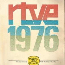 Libros: RTVE 1976 EL LIBRO DEL AÑO UN, DOS, TRES RESPONDA OTRA VEZ, HEIDI, LOS PAYASOS. Lote 118261063