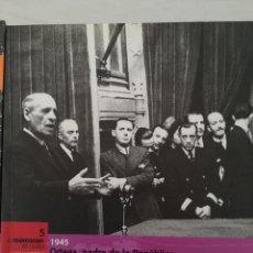 Libros: EL FRANQUISMO AÑO A AÑO-1945. Lote 119505491