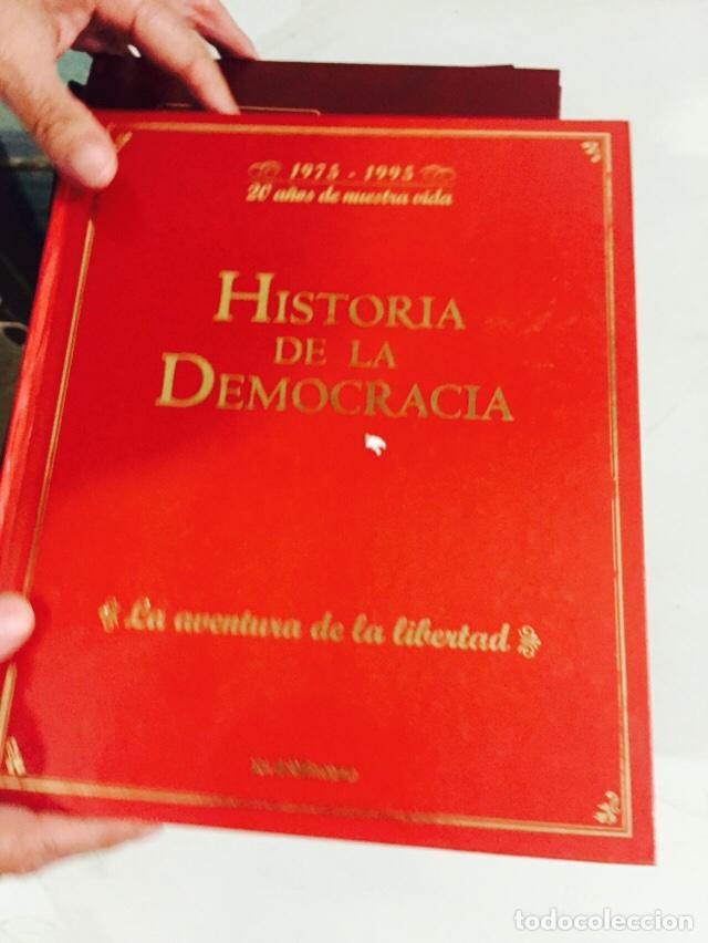 LIBRO HISTORIA DE LA DEMOCRACIA 1975-1995 (Libros Nuevos - Historia - Historia de España)