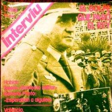 Libros: EXTRA 'INTERVIÚ' 23-F (1981). Lote 129080067