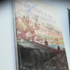 Libros: HISTORIA DE SALAMANCA, JOSÉ ANTONIO BONILLA, JOSÉ MARIA HERNÁNDEZ Y JOSÉ LUÍS MARTÍN MARTÍN.. Lote 129533895