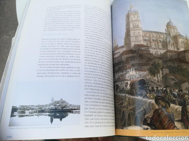 Libros: Historia de Salamanca, José Antonio Bonilla, José Maria Hernández y José Luís Martín Martín. - Foto 2 - 129533895